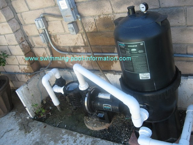 Choosing the right swimming pool pump for Swimming pool pump installation diagram