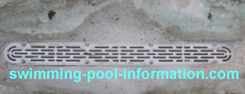 Installing A Swimming Pool Safety Drain