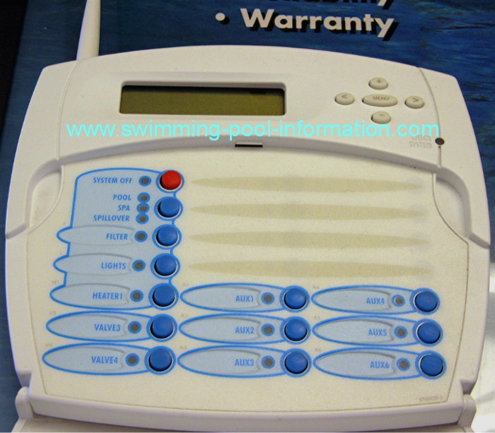 Digital swimming pool controls Best swimming pool automation system