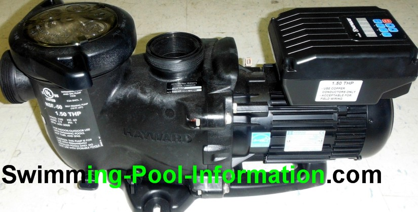 Two Speed And Multi Speed Swimming Pool Pump