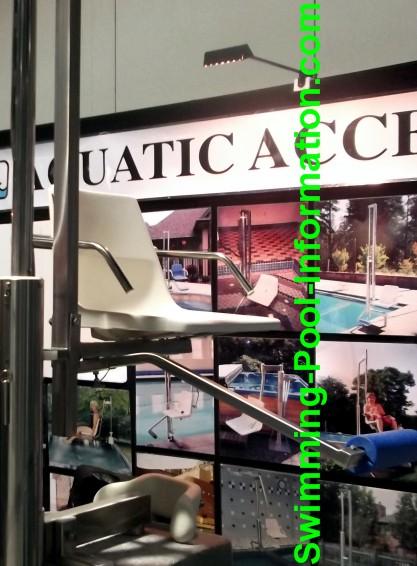 hydraulic pool lifts aquatic access pool lifts
