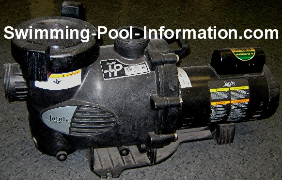 Choosing The Right Swimming Pool Pump