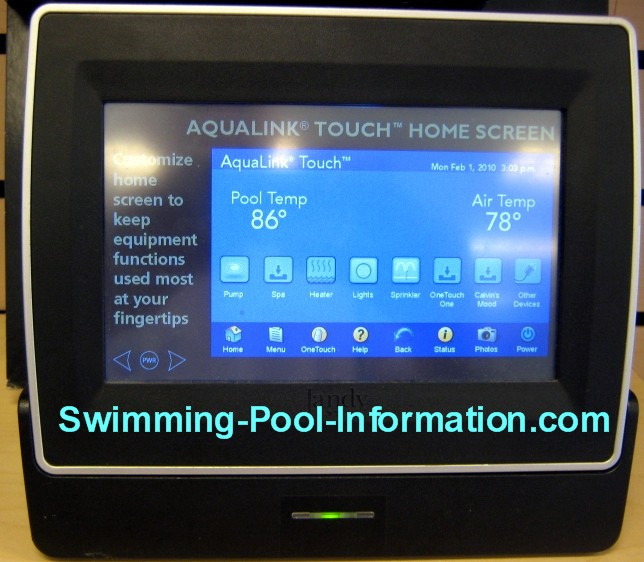 digital swimming pool controls here is a valve actuator that is not for a pool spa combo this installation is a pool only solar panels on the roof when the solar sensor located on
