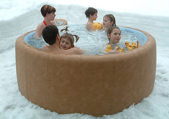 Softub Portable Spa