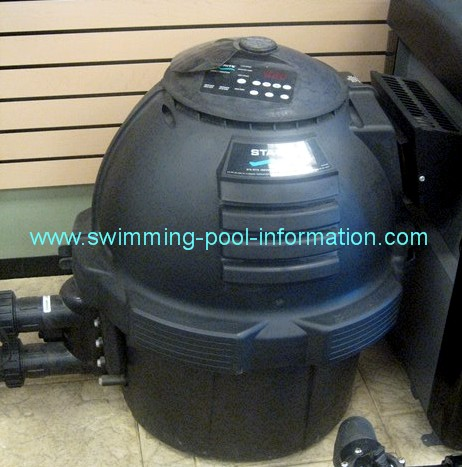 Pool And Spa Heaters