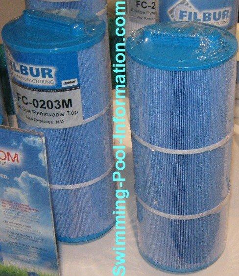 Cartridge Swimming Pool Filters