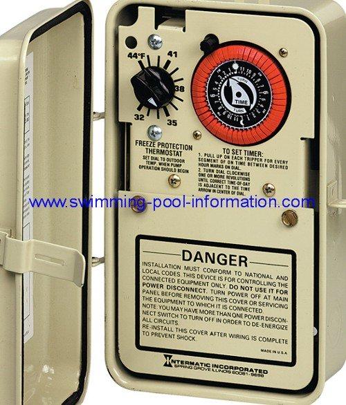 Swimming Pool Pump Timers