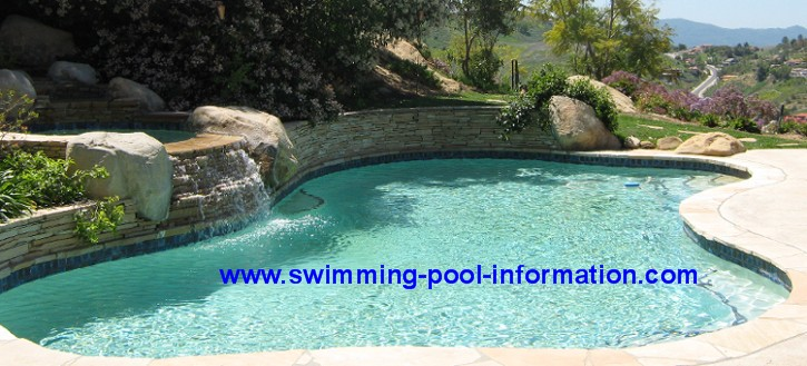 Pictures of swimming pools for Pool and spa show wa